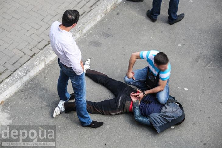 Киев Стрельба